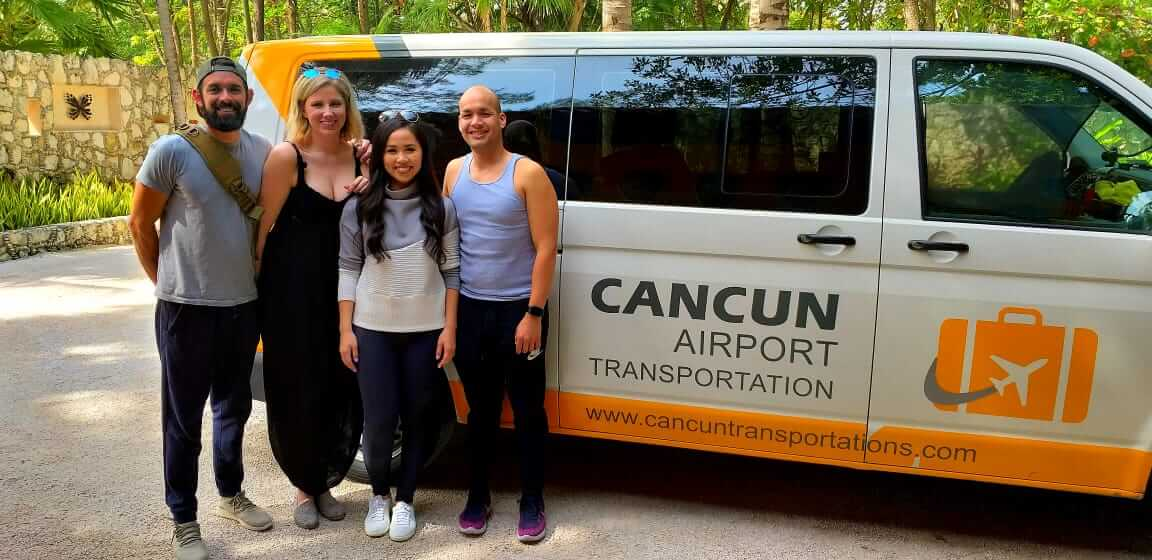 Cancun Airport Transportation To Breathless Riviera Cancun Resort Spa Cancun Transportation